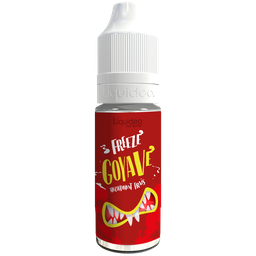 Freeze Goyave 10ml x15