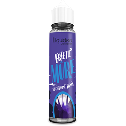 Freeze Mûre 50ml x4