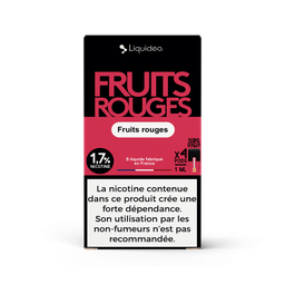 Wpod Fruits rouges 10x4