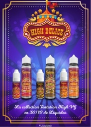 Poster Gamme High Delice