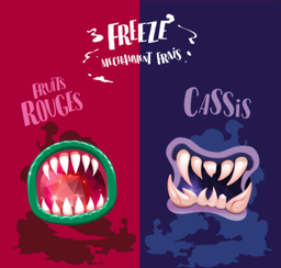 Starter Box Freeze Cassis / Fruits Rouges