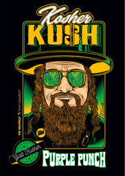Poster The Holy Holy Kosher Kush - Format A1